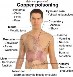 Copper Poisoning - Herbbalah.com